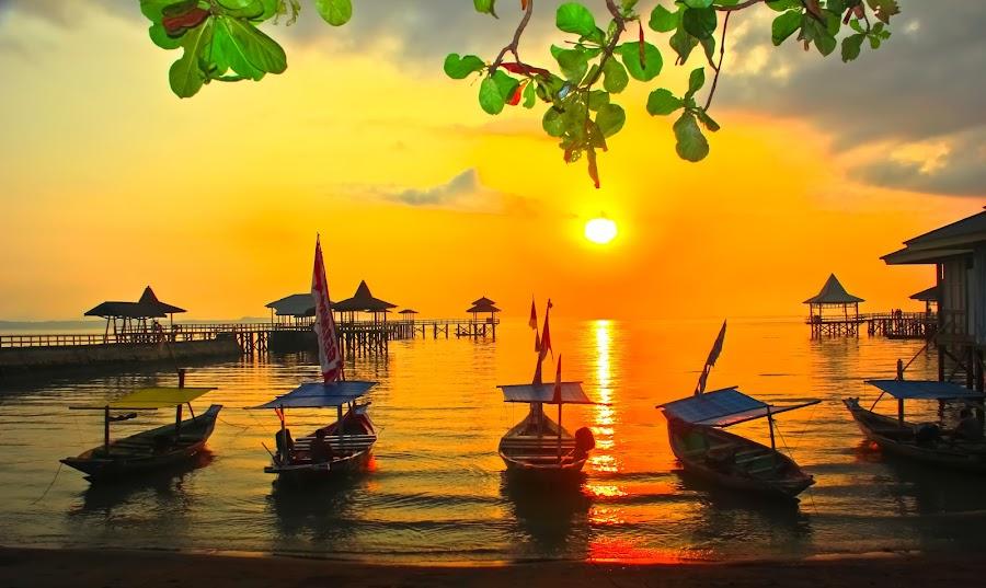 ::Kenji:: by Satyo Prahnowo - Transportation Boats