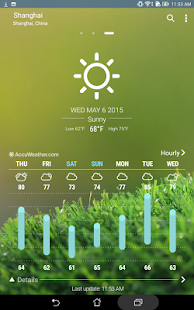 ASUS Weather APK for Blackberry