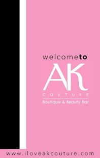AK Couture Boutique - screenshot