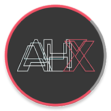 AHX Presets for Kustom / KLWP 118 Apk