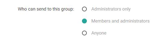 sending-preference