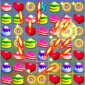 Game cookie candy game 1.0.0 APK for iPhone