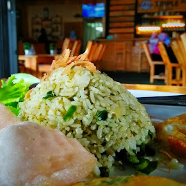 Food by Teuku Maulana - Food & Drink Plated Food ( rice, food )
