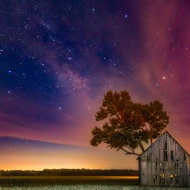 by Josh Cornelius - Landscapes Starscapes