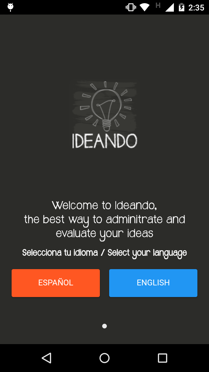 Ideando Pro Screenshot 1