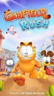 Garfield Rush for pc