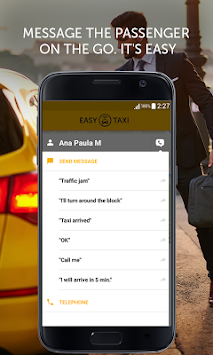 Easy Taxi ME - For Drivers APK screenshot thumbnail 4