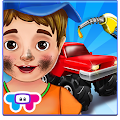 Mechanic Mike - Monster Truck APK for Bluestacks