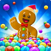 Christmas Cookie - Bubble Pop For PC (Windows And Mac)