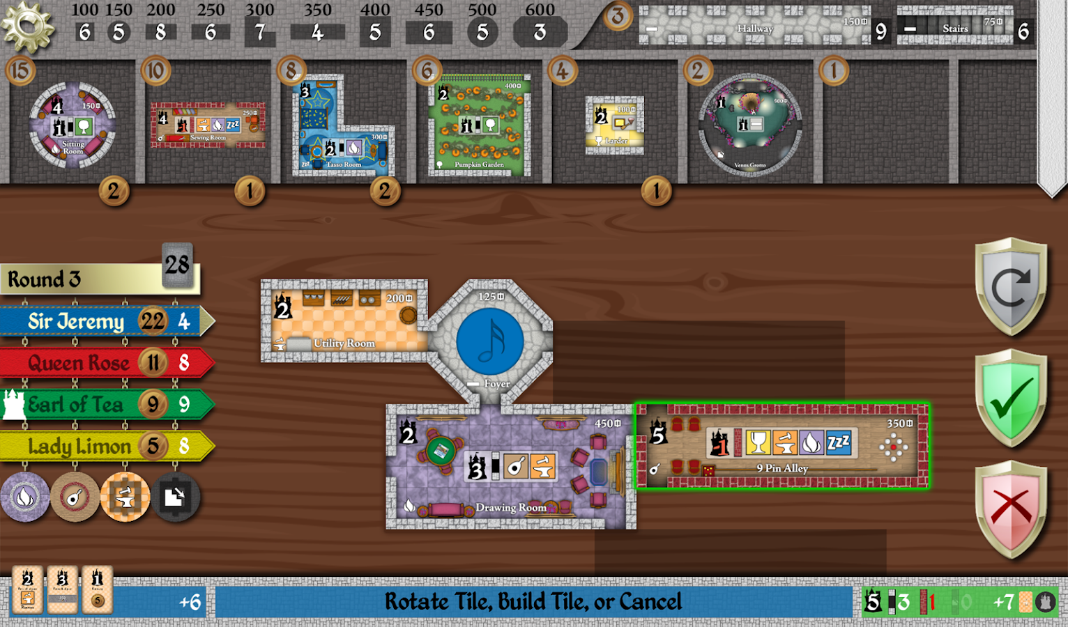 Castles of Mad King Ludwig Screenshot 3