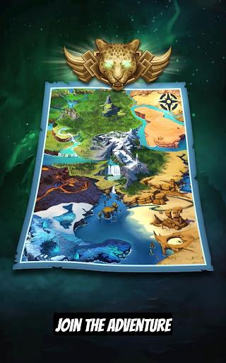 CCG Deck Adventures Wild Arena: Collect Battle PvP screenshot 7
