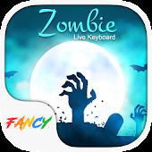 App Zombie Fancy Keyboard Theme apk for kindle fire