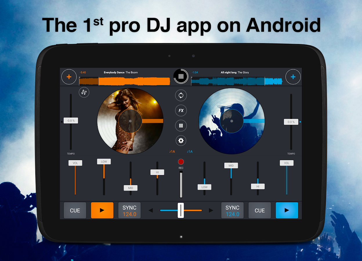 Cross DJ Pro Screenshot 7