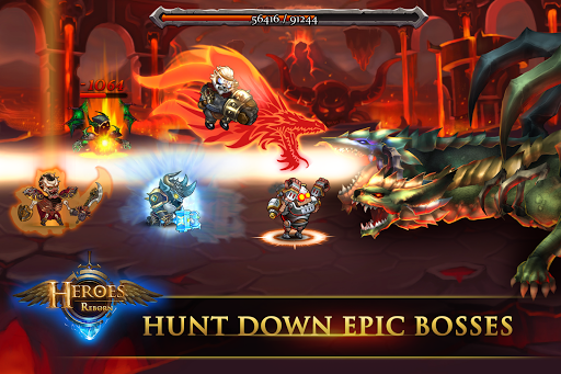 Heroes Reborn - screenshot