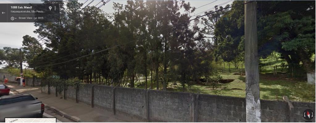 Terreno residencial à venda, Mandi, Itaquaquecetuba.