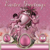 Easter Greetings Locker theme
