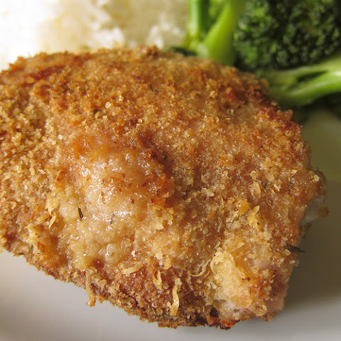 Dill Pickle Faux- Fried Chicken