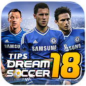NEW GAME hints for DREAM LEAGUE SOCCER 18 APK for Bluestacks