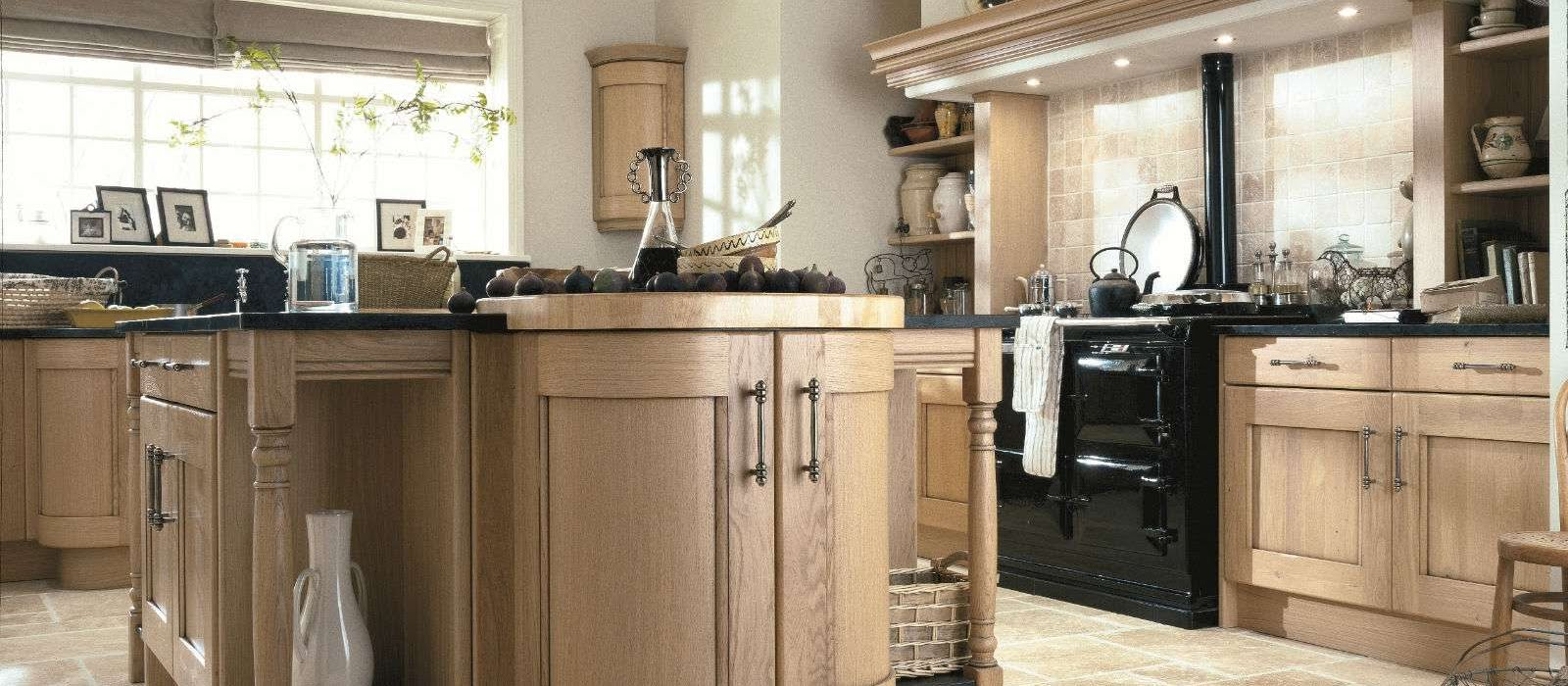 Welford Magna Traditional range | Heart Kitchens