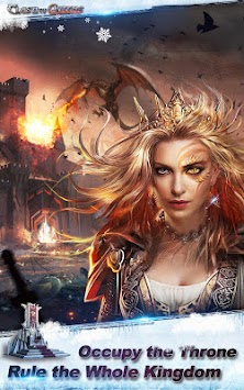 Clash Of Queens:Dragons Rise APK screenshot thumbnail 1