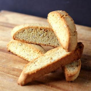 Butter Pecan Biscotti Recipes