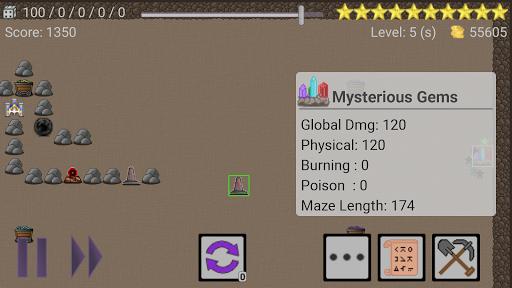 StarGem Defense - screenshot
