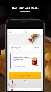 App McDonald's APK for Kindle