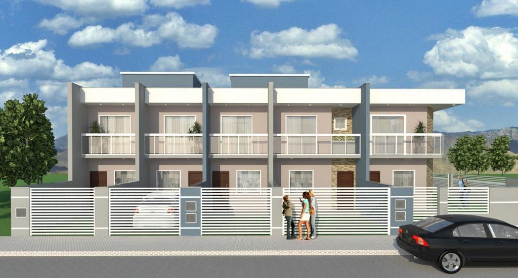 Sobrado com 3 dormitórios à venda - Vila Nova