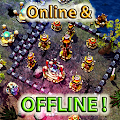 Game ☣️ Clash Of Orcs ⛺️ City Building Defense War TD apk for kindle fire