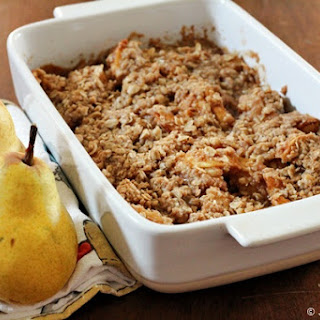 Baked Apple And Pear Dessert Recipes