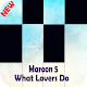 Maroon 5 Piano Tiles