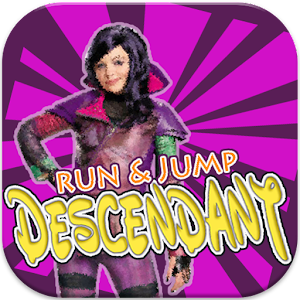 Run and Jump Descendants