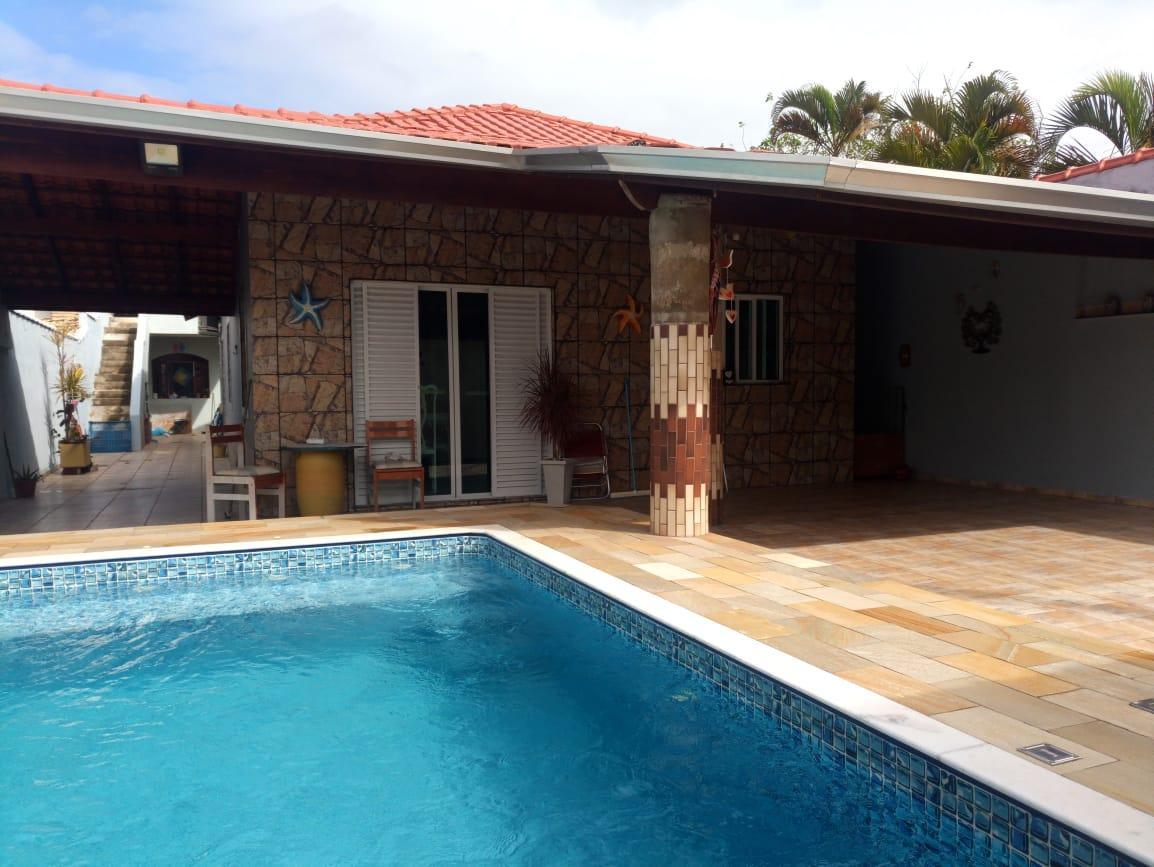 Casa com 2 dormitórios à venda, 140 m² por R$ 450.000 - Cidade Nova Peruibe - Peruíbe/SP