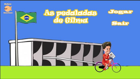 As Pedaladas de Gilma - screenshot