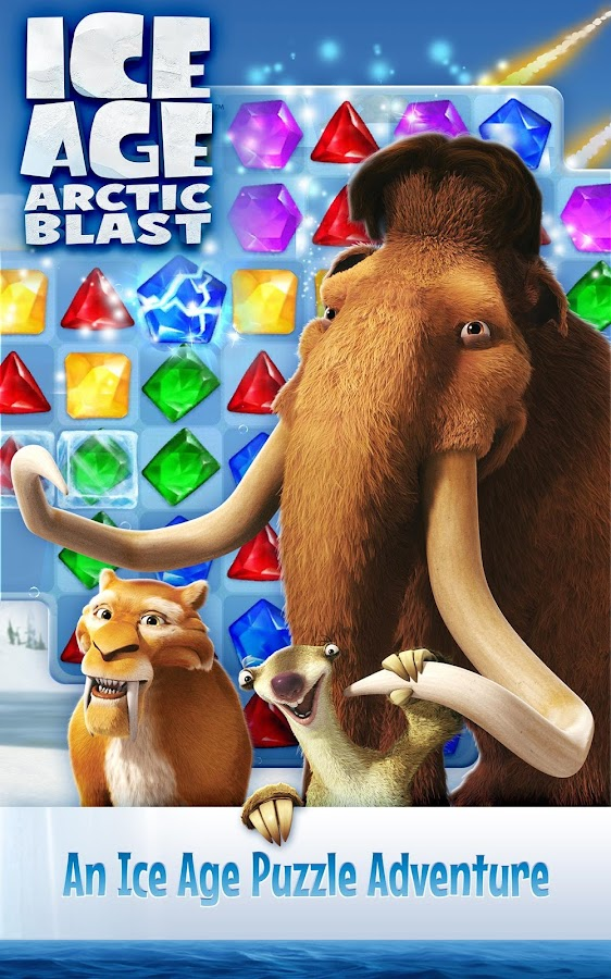 Ice Age: Arctic Blast Screenshot 12