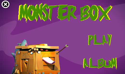 Monster Box - screenshot