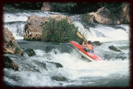 Whitewater Kayaking Wallpapers - screenshot