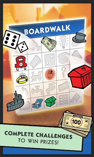 Boardwalk Bingo: MONOPOLY - screenshot