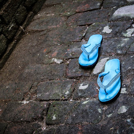 The Footwear by Tritirtha Roy - Artistic Objects Clothing & Accessories ( shoes, footwear, sandals, shoe,  )