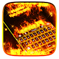 Free Flames Keyboard APK for Windows 8