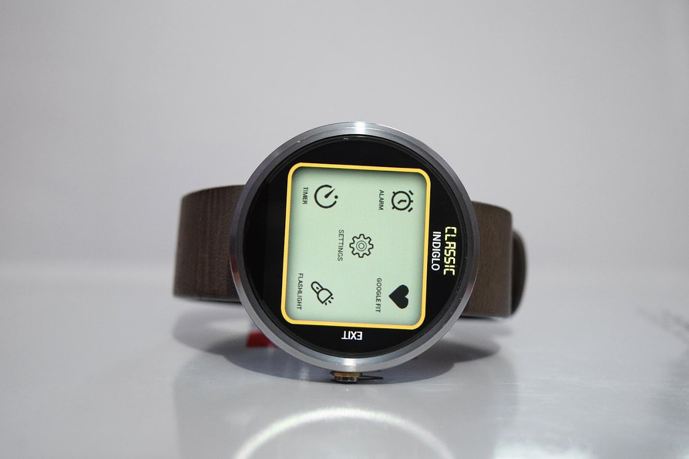 Retro Interactive Watch Face Screenshot 17