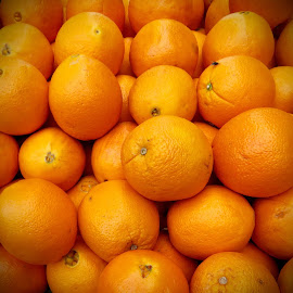 Fresh Picked Oranges by Michael Villecco - Food & Drink Fruits & Vegetables (  )