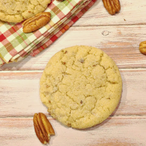 Pecan Sugar Cookie