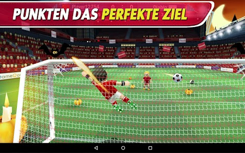 Perfect Kick - Fußball Screenshot