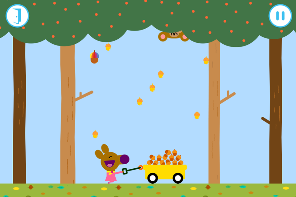 Hey Duggee The Big Outdoor App Screenshot 2