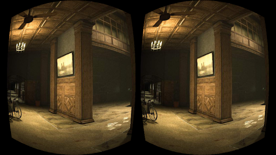 Trinus Cardboard VR Screenshot