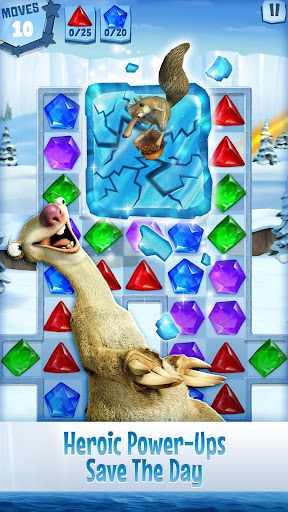 Ice Age: Arctic Blast - screenshot