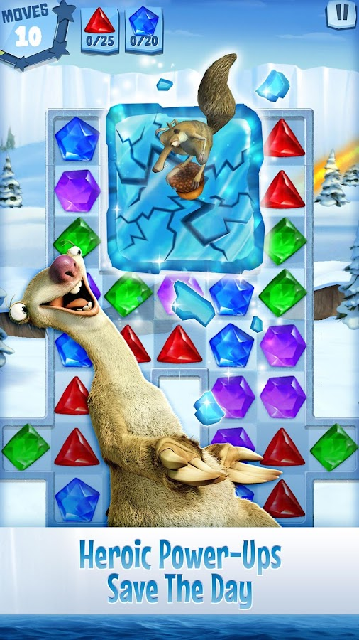 Ice Age: Arctic Blast Screenshot 3