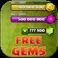 APK App +100k Gems For Clash Of Clans for iOS