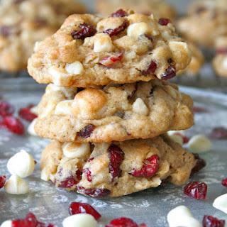 Cranberry White Chocolate Cookies Cinnamon Recipes